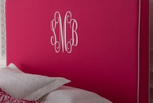 monograms / by Molly Yarger