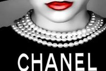 Chanel chanel Chanel Chanel / by Kim Murphy