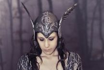 """My Cosplay & Imagination / """" A little nonsense now and then is relished by the wisest men. """""""