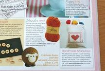 Us in the press / Places in print and on the web where Wood Paper Scissors has been featured or events we have attended.