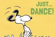 Dance Dance Dance Dance / by Kim Murphy