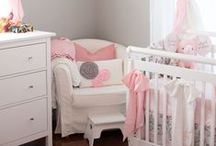 Baby Nurseries / If I were to have a baby now, my décor favorites for Littles! / by Kim Murphy