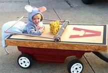 Halloween Costumes / Fun, Hilarious Spectacular Costumes for the entire family!  Enjoy! / by Kim Murphy
