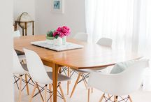 Dining Room / Dream dining spaces and kitchen diners for busy family life!