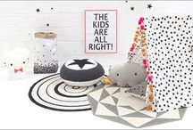 Bedroom and playroom for Children / Space saving, innovative and creative spaces for the little people in our lives.