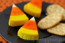 Halloween Treats / Halloween is the best holiday for treats for kids and adults, sweet or savory. Great pins here for spooky desserts, Halloween snacks and party ideas.  / by Cherryvale Farms