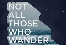 Not All Those Who Wander Are Lost
