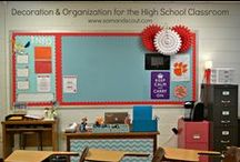 Teaching Tips & Decor / Any general tips & decor ideas for the classroom / by Beth Tustin