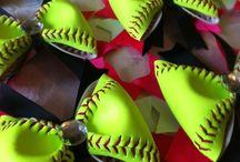 Softball and bows / by Meghily's Printables