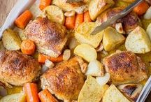 Warming Winter Meals / The snow is coming down, the thermostat is up and all you want for dinner is something warming, hearty and delicious. Includes crock pot recipes, braises and stews, and everything we love about cooking and eating in cold winter months.  / by Cherryvale Farms