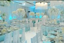 Tiffany Blue Wedding / Wish Pinterest was around when I was getting married.  I love this color!!