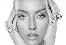 B&W ll Glam / Glam , beauty, elegance photography  (NO NUDITY) / by Christina Kelly|MakeUpTherapy Plus