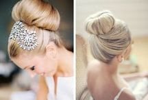 Updos / by Christina Kelly|MakeUpTherapy Plus