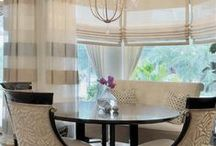 Window Treatments / by Chelsea Johnson Price