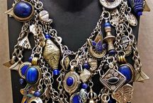 Wire wrapping, chains, chainmail and beading / by Nadeya Khalil
