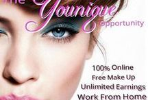 I love my Makeup Biz / Living the Younique lifestyle is a commitment to uplifting, empowering, and validating women everywhere. It's devoting yourself to helping a global family of women realize their potential for personal growth and financial reward. Together, we make a beautiful team. Are you ready to Live Younique? Join my team today! Click on the link below:  www.youniqueproducts.com/christinalynnkelly.com / by Christina Kelly|MakeUpTherapy Plus