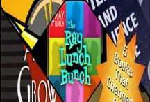 Ray Lunch Bunch HOAs / #RayBunch shows