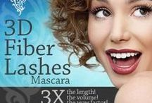 World Famous Mascara! /  Younique is a naturally based company and home to the #1 selling 3D Fiber Lashes!   Build and extend your lashes to  the fullest with actual  green tea fibers. No flaking. No wearing off by the end of the day. No smearing. Water resistant. Stays in place until washed away. All natural ingredients. Safe for contact wearers. Not tested on animals. Get the look of lash extension! Order your 3D Fiber Lashes today!  You'll be glad you did!!  With the LOVE IT Guarantee you can't go wrong!     / by Christina Kelly|MakeUpTherapy Plus