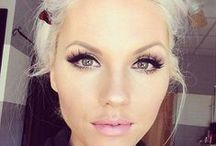 Lash Girl! / Beautiful, LONG, FULL ... LASHES!   / by Christina Kelly|MakeUpTherapy Plus