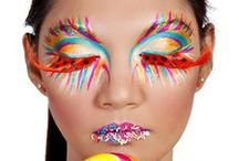 Eye Art / by Christina Kelly | Make-Up Therapy Plus