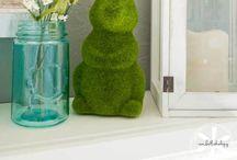seasonal decor / Ideas and inspiration for seasonal decor / by embellishology