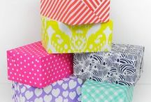 Gift Wrap + Tags