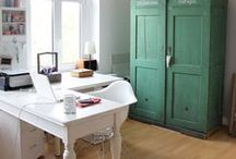 Craft Room / by A Lemon Squeezy Home