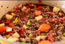 Crock Pot Meals / by Debra Hutchinson