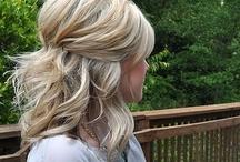 Clothes/accessories/hair
