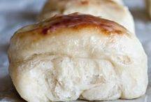 Breads & Rolls / by Debra Hutchinson