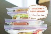 Preparedness / by A Lemon Squeezy Home