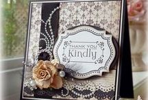 Handmade Cards  / by Angie Lewis