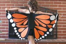 Homemade Halloween Costumes or Fancy Dress Costumes - 2013 Favorites! / Ideas for your DIY home-made costumes! Be unique!