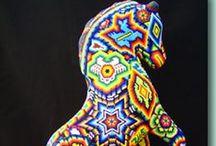 Bead Art / Clothing, Art, Critters... / by Nel Barner