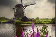 travel | the netherlands / a curated travel inspiration board focusing on the netherlands and dutch cities