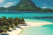 travel | south pacific / a curated travel inspiration board focusing on the south pacific