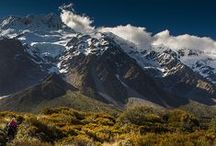 travel | new zealand / a curated travel inspiration board focusing on new zealand