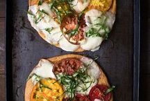 eat | pizzas, tarts, & flatbreads / inspiration and recipes for pizzas, tarts, & flatbreads