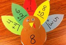 teach: fall activities / by Lindsey