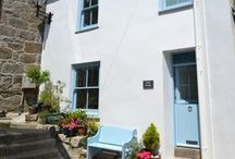 Swell Cottage, St Ives / A spacious fisherman's cottage in the centre of St Ives, Cornwall.