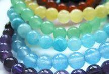 Chakra Balancing / Chakra balancing jewelry, chakra balancing and clearing crystals and gemstones, chakra DIY