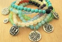 Amulets Yoga Jewelry Collection / Yoga and spiritually inspired original hand made jewelry.