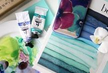Color Inspiration / Explore the different color combinations that pop! lauratrevey.com