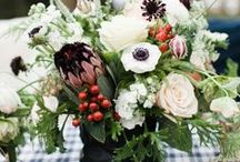 Beautiful Weddings / I love a beautiful wedding... beautiful bouquets, table settings, outdoor inspiration, cakes and more   / by Laura Trevey