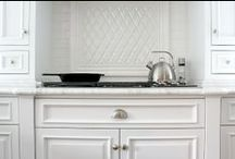 Kitchens / Kitchen Design, Kitchen Decorating Ideas, Beautiful Kitchens / by Laura Trevey