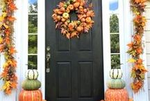 Autumn / Autumn Decorating Ideas, Fall Colors. See more on lauratrevey.com