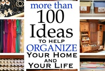 My inner OCD...organization / by Alexandria Cantrell