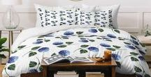 Bedrooms / Shop all things Bedding at http://lauratrevey.com/product-category/bedding/
