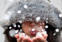 Magical Winter / More Inspiration on http://www.brightboldbeautiful.com/ / by Laura Trevey