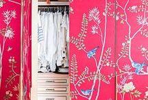 I N T E R I O R S . Dressing Room.